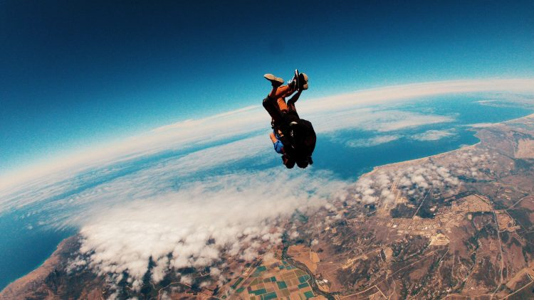 comfortable taking risks in business